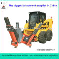 skid steer loader tree spade (skid loader attachment,bobcat attachment)
