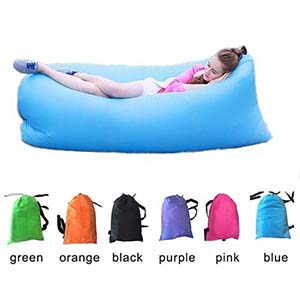 Inflatable Air Sleeping Bag