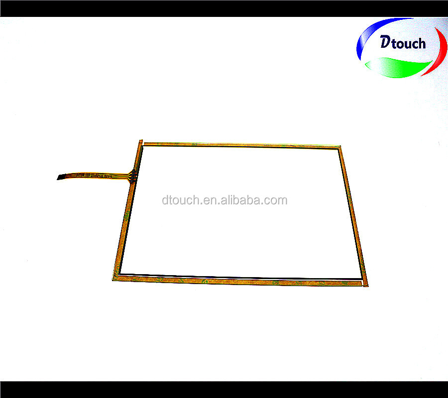 High Quality OEM Resistive Type Touch Panel for Electric Control Machine