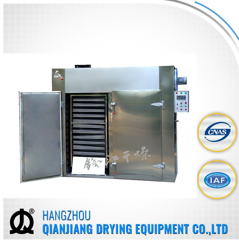 Large capacity fruit dehydrtation hot air oven