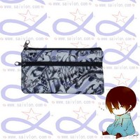 Contemporary hot selling fleece pen bag