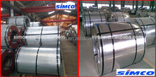 Galvanized Steel Coil / Sheet / Roll GI excellent roof sheets size from china mill with best price for metal roof material