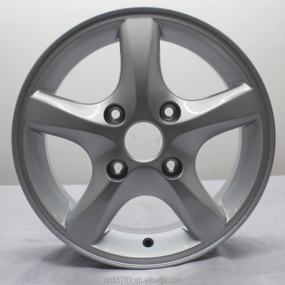 14 inch Hot Sale OEM New Design Alloy Wheels for car