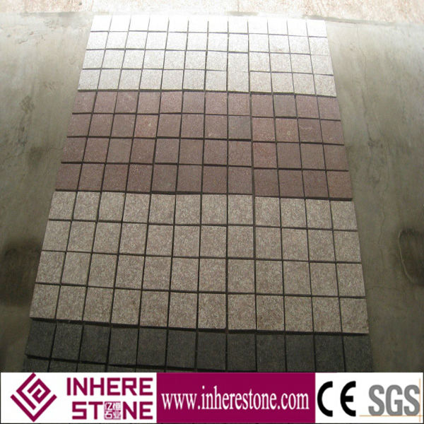 Natural paving stone , flagstone
