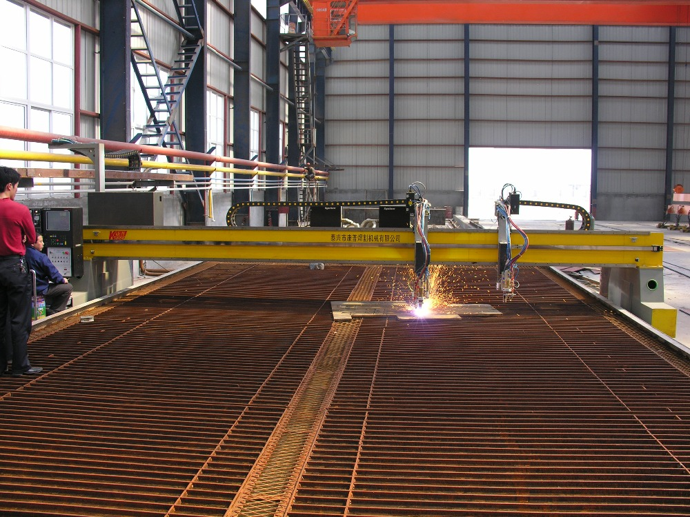 High-Speed Used Cnc Plasma Cutting Machines