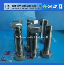 inconel 718 /Alloy 718/gh4169/gh169/no7718/2.4668/NICR19FE19NB5MO3 Bolt and nut