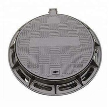 High quality cast ductile iron sand casting manhole cover price