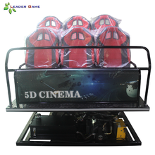 Custom seat indoor 4d 5d 6d 7d cinema simulator interactive cinema