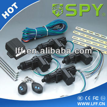 Hot Selling Central Door Locking System With Remote Control