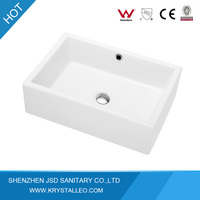 Wholesale ceramic bathroom washing basin