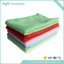 China manufacturer high absorbent super cleaning micro fiber floor rags