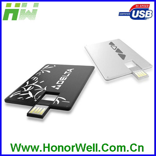free logo clip custom business card USB flash drive 16gb 32gb
