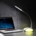 High quality and good colorful plastic led desk lamp luxury floor lamp