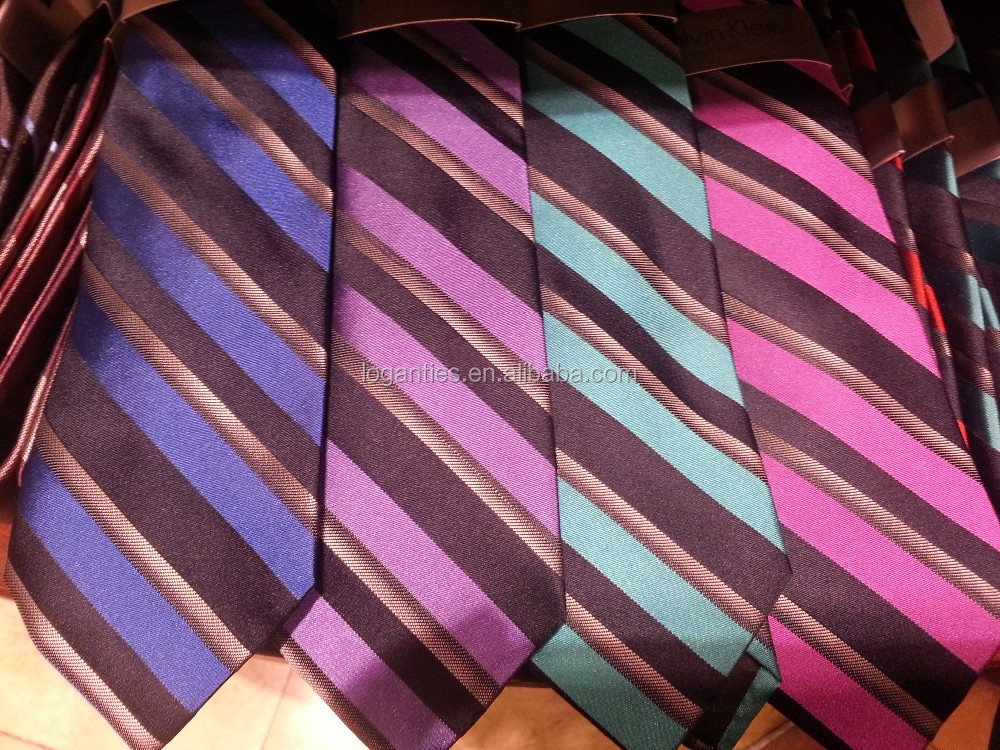 China Factory Customize 50-100 Assorted Ties Woven Printed Necktie