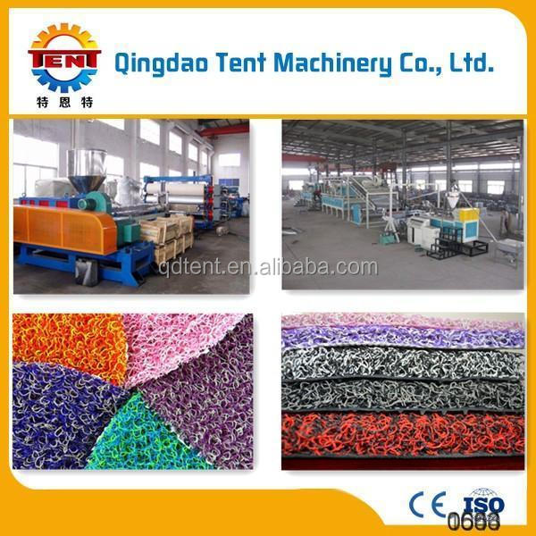 Hot sale carpet for mosque making machine with price