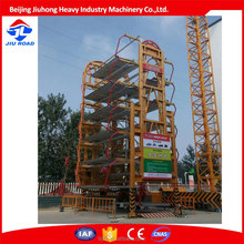 Automatic Multilayers Mechanical Lift Rotating Car Parking System