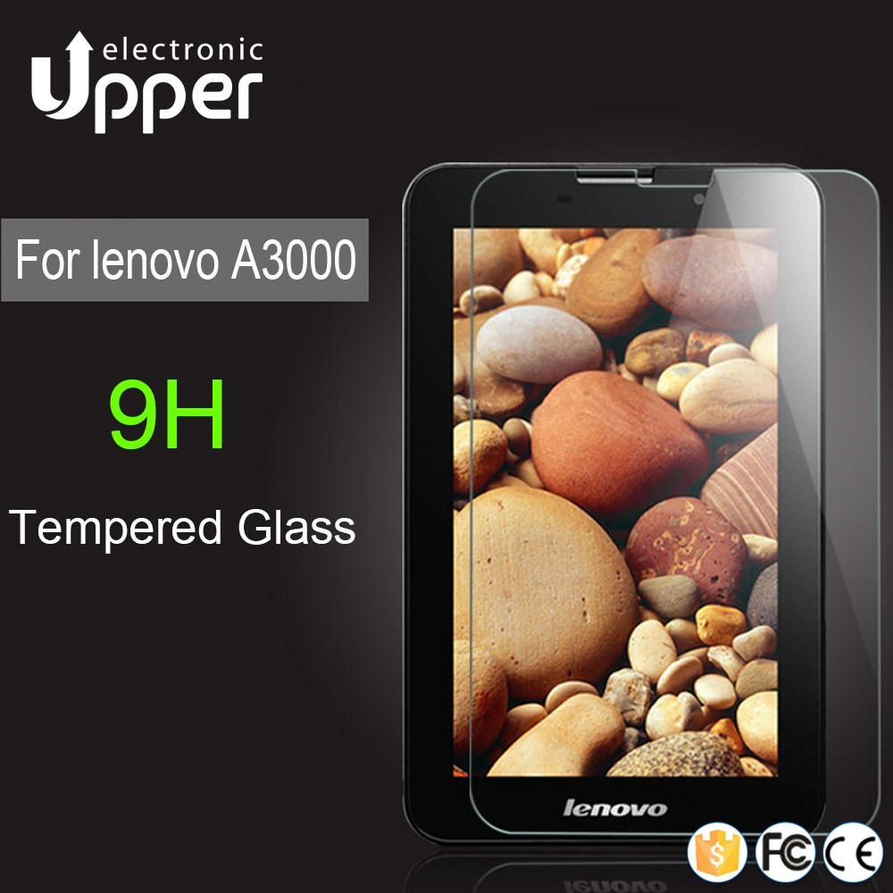 New products anti shatter fingerprint anti-scratch tempered glass screen protector for lenovo a3000 a536 a319 a706 a606