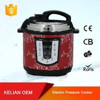 multi electric pressure stainless steel inner pot rice cooker for brown rice