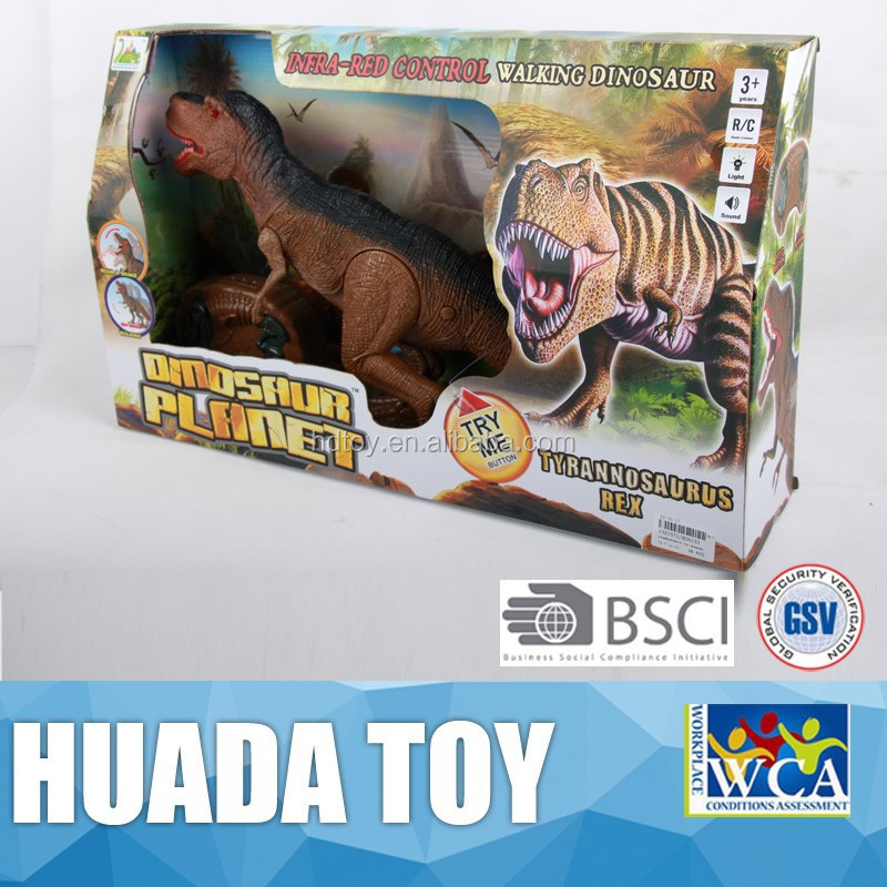 Popular dinosaur with sound battery operated toy/dinaursor sound plastic toys/dinosaur toy