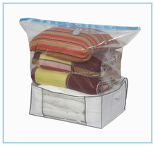 non-woven fabric storage vacuum bag for bedding