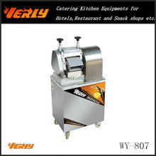 HOT SALE! Vertical manual sugar cane juicer machine sugarcane juice machine WY-807