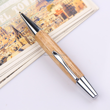 Promotion Wooden Pen with wooden box/ twist promotional wooden pen