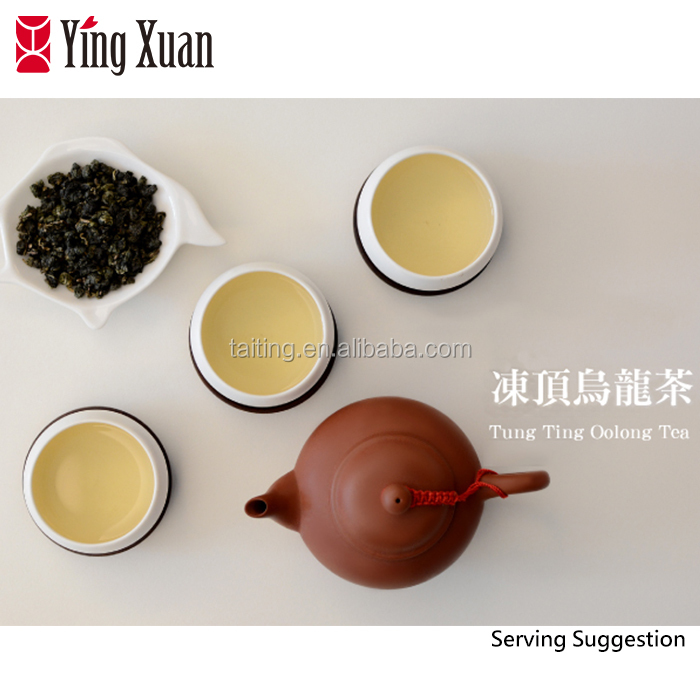 Taiwan Best Quality Donting Oolong Slimming Tea