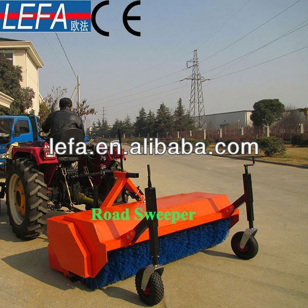 2014 New Farm Tractors tractor mounted road sweeper price