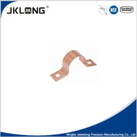 J9017 copper tube strap plumbing compression fittings