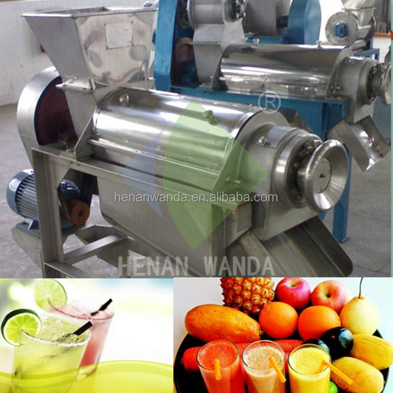 carrot juice extruder machine