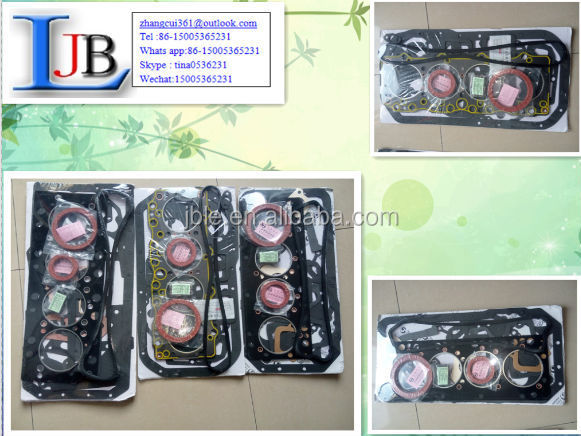 good quality cylinder head gasket for YANGCHAI diesel engine