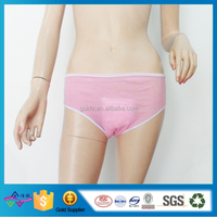 Biodegradable Disposable Disposable Sanitary Napkin With Shorts