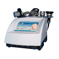 Tripolar RF Vacuum Cavitation 5 in 1 Cellulite Removal Ultrasonic Slimming Machine