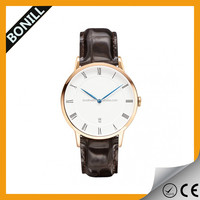 Stainless Steel Back Water Resistant montre Original Factory oem&odm Minimalist Man Watch