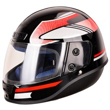 2017 New Decals Chinese Cheap Motorcycle Full Face Helmet