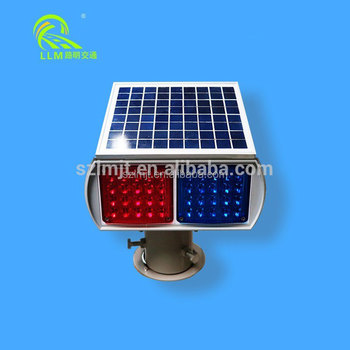 High Luminous Power LED Traffic Light signal