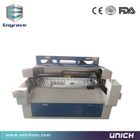 economic price metal and non-metal Hybrid laser cuttting machine LXJ1325-H/paper laser cutting machine price