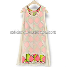2013 Latest Boutique Puffy Two Pieces Dresses
