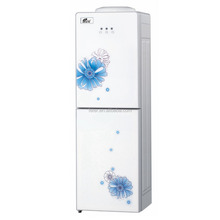 Double door in home water cooler