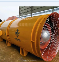 China Manufacturer tunnel exhaust ventilating fan