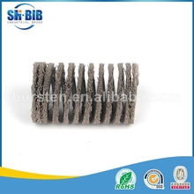 abrasive nylon outer type spiral wound brushes