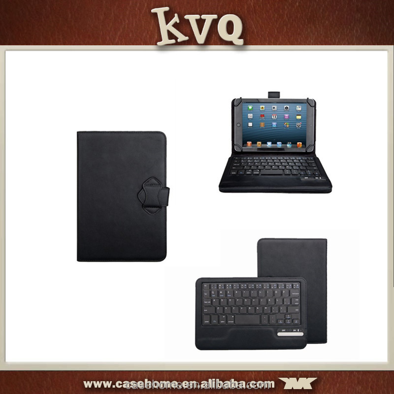 Universal 7/8/9/ Inch Detachable Bluetooth wirless tablet Keyboard case for Samsung Ipad ios android