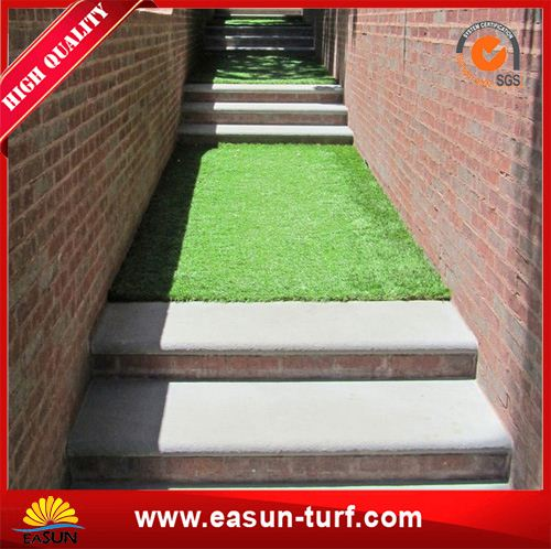 garden decoration synthetic lawn plastic carpet mat outdoor lawn turf