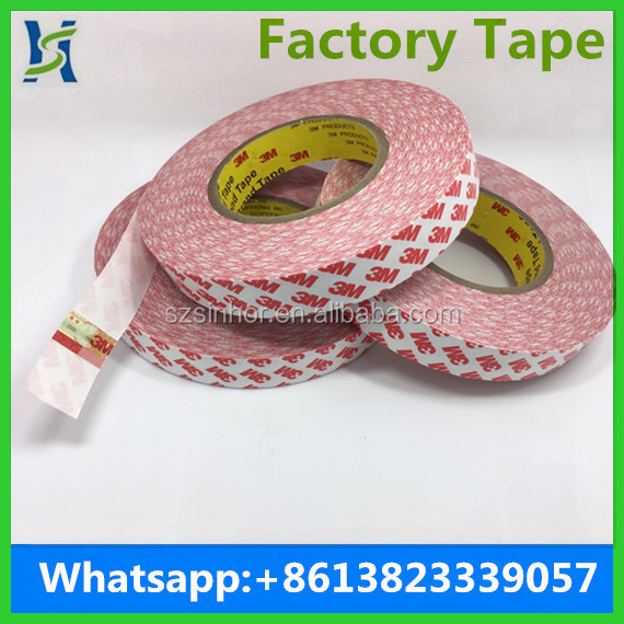 Strong Adhesiton 3M Double Sided 3M Tissue Adhesive Tape
