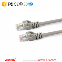 ADSON new product 4 Twisted Pair lan <strong>Network</strong> 1m UTP Cat.5e patch Cable