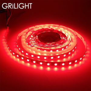 Wireless led strip light 4in 1 rgbw led chip 5050 led strip with rgbw controller