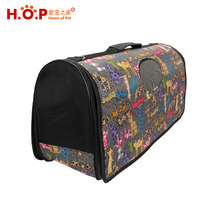 Classical Portable Pet Carrier for Dogs and Cats--Airline Approved on Stock