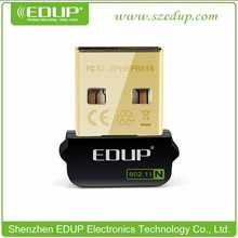 EDUP hottest seller RTL8188EUS 150mbps USB Wireless/WiFi Wlan Adapter 802.11N For Android