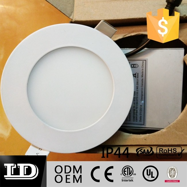 led slim downlight with junction box with etl buy led