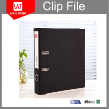 China manufacturer provide low price a4 box files fashion design lever arch file
